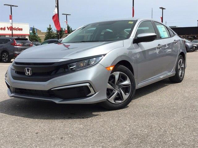 2020 Honda Civic LX (Stk: 20290) in Barrie - Image 1 of 22
