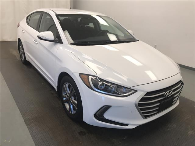 2017 Hyundai Elantra  KMHD84LF4HU242579 212698 in Lethbridge