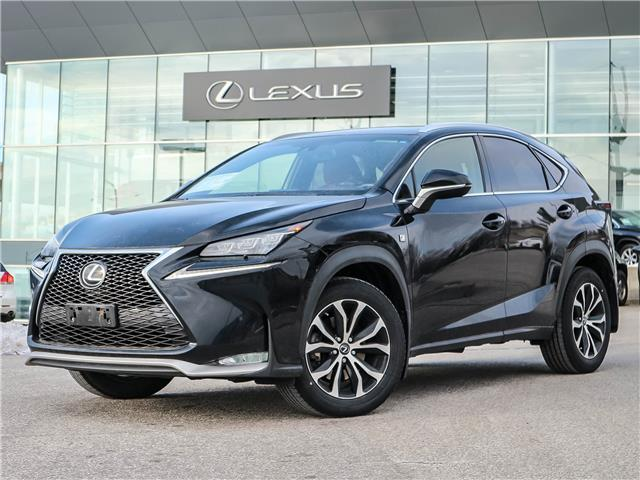 2017 Lexus NX 200t Base (Stk: 12712G) in Richmond Hill - Image 1 of 17