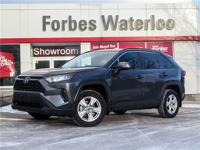 2019 Toyota RAV4 LE (Stk: 11714) in Waterloo - Image 1 of 24