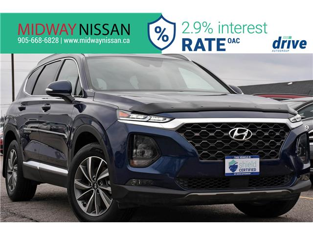 2019 Hyundai Santa Fe Preferred 2.0 (Stk: KN163942A) in Whitby - Image 1 of 35