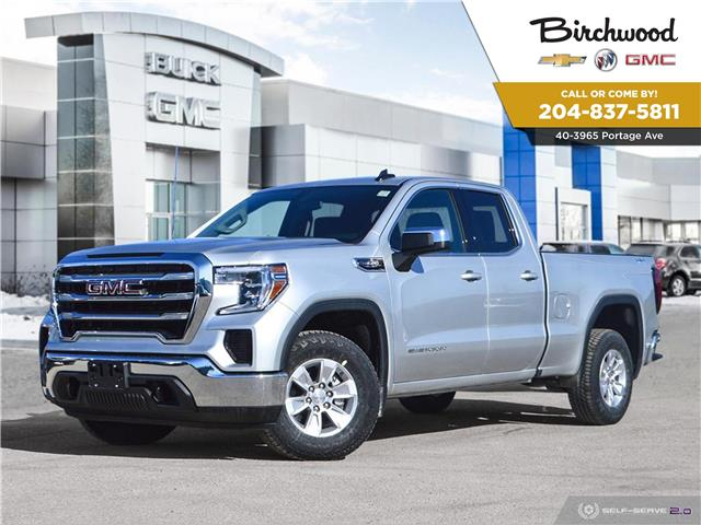 2019 GMC Sierra 1500 SLE (Stk: G19620) in Winnipeg - Image 1 of 30