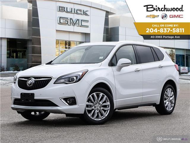 2019 Buick Envision Premium I (Stk: G19855) in Winnipeg - Image 1 of 30