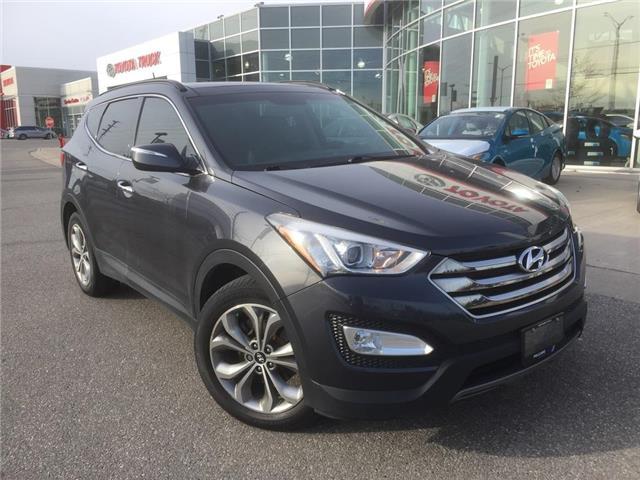 2016 Hyundai Santa Fe Sport  (Stk: 346382I) in Brampton - Image 1 of 24