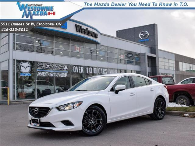 2017 Mazda MAZDA6 GS (Stk: P4047A) in Etobicoke - Image 1 of 27