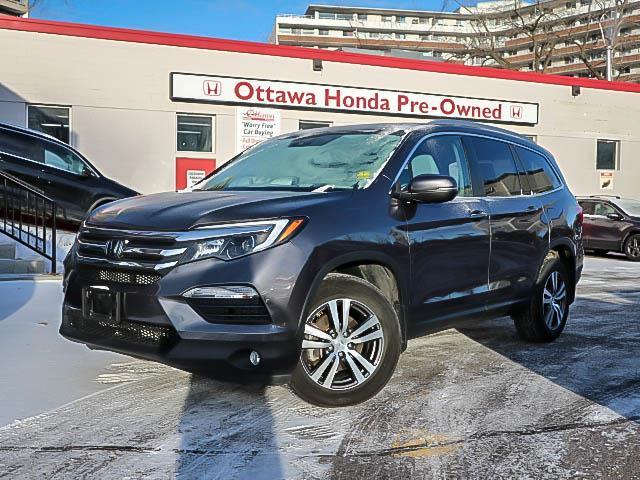 2017 Honda Pilot EX-L Navi (Stk: H8067-0) in Ottawa - Image 1 of 27