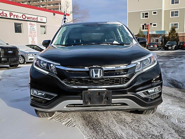 2015 Honda CR-V Touring (Stk: H80320) in Ottawa - Image 2 of 28