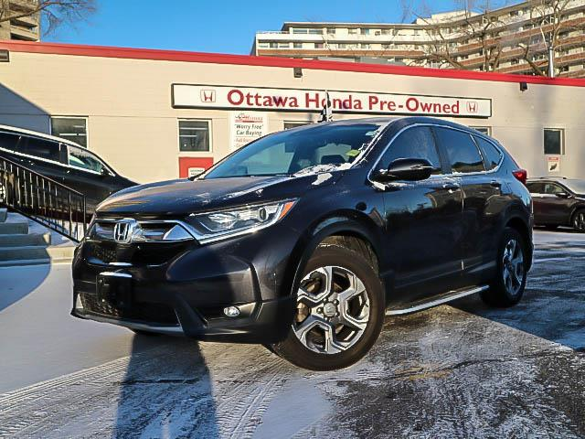 2018 Honda CR-V EX-L (Stk: H7903-0) in Ottawa - Image 1 of 27