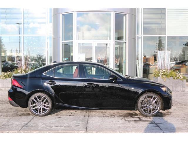 2017 Lexus IS 350 Base (Stk: 200201A) in Calgary - Image 2 of 11