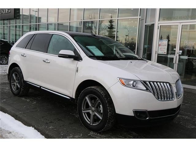 2015 Lincoln MKX Base (Stk: 200235A) in Calgary - Image 1 of 11