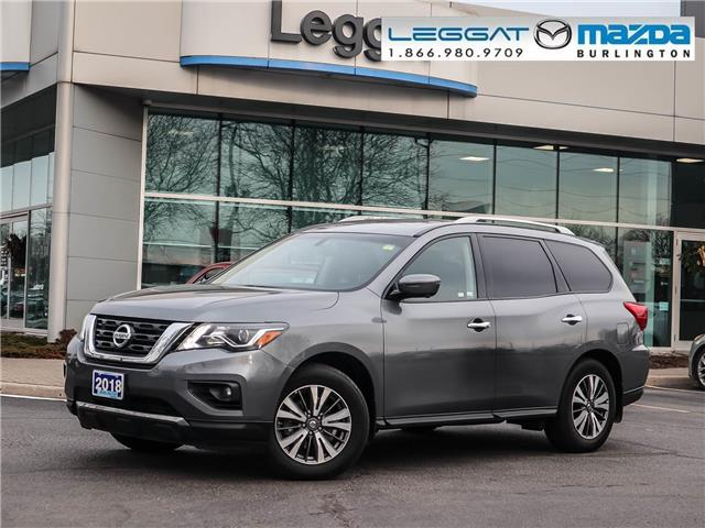 2018 Nissan Pathfinder  (Stk: 1955) in Burlington - Image 1 of 30