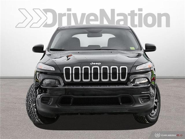 2018 Jeep Cherokee Sport (Stk: A3119) in Saskatoon - Image 2 of 26