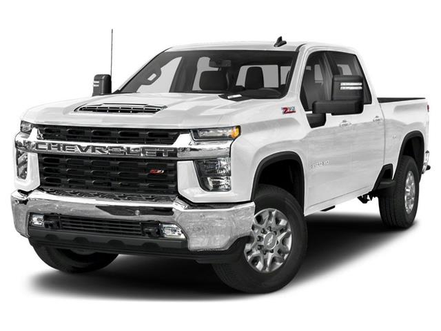 2020 Chevrolet Silverado 3500HD Work Truck (Stk: T20010) in Campbell River - Image 1 of 9