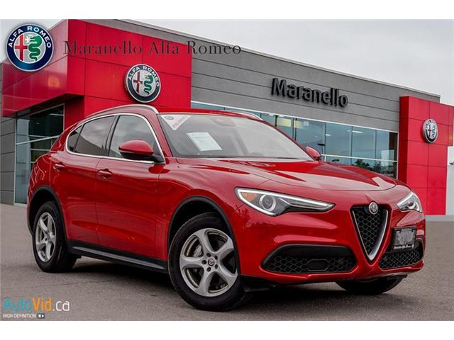 2018 Alfa Romeo Stelvio Base (Stk: P84) in Vaughan - Image 1 of 22
