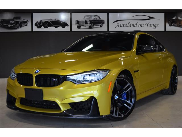 2016 BMW M4 Base (Stk: GK337514) in Thornhill - Image 1 of 30