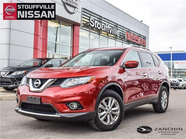 2016 Nissan Rogue SV (Stk: SU0780) in Stouffville - Image 1 of 24