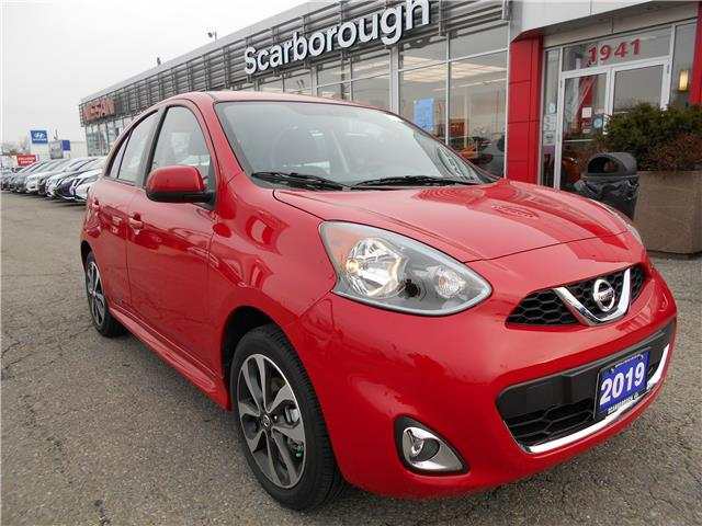 2019 Nissan Micra SR (Stk: C19036A) in Scarborough - Image 1 of 23