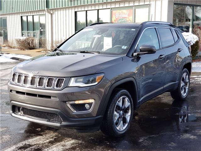 2018 Jeep Compass Limited (Stk: 10631) in Lower Sackville - Image 1 of 28