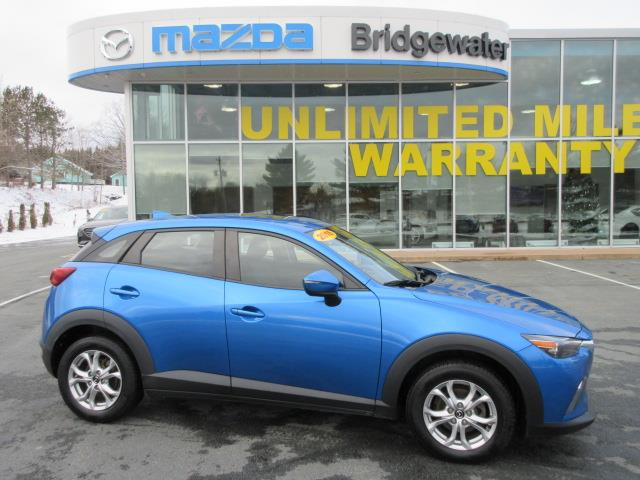2016 Mazda CX-3 GS (Stk: ) in Hebbville - Image 1 of 21