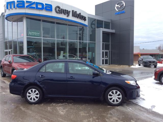 2013 Toyota Corolla CE (Stk: 20005A) in Owen Sound - Image 1 of 17