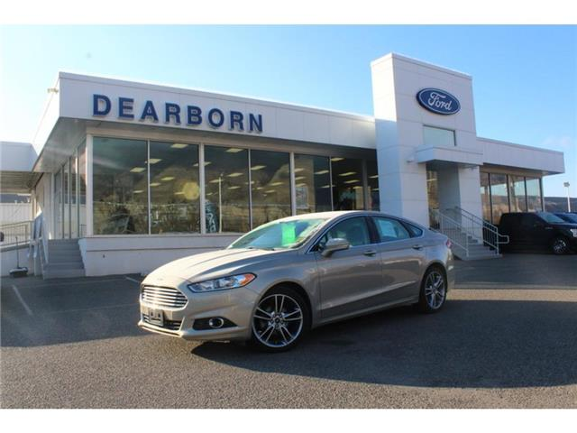 2016 Ford Fusion TITANIUM (Stk: DK316A) in Kamloops - Image 1 of 25