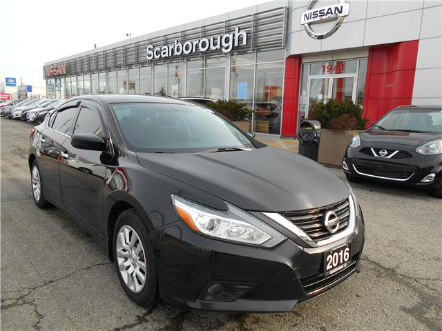 2016 Nissan Altima 2.5 (Stk: Y19141A) in Scarborough - Image 1 of 22