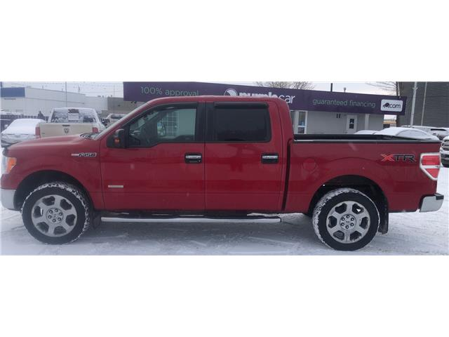 2012 Ford F-150 XLT (Stk: P1083B) in Edmonton - Image 2 of 7