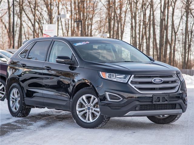 2017 Ford Edge SEL (Stk: 3633) in Welland - Image 1 of 23