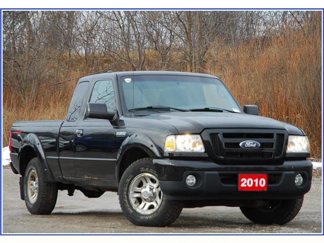 2010 Ford Ranger Sport (Stk: 9F9440AXZ) in Kitchener - Image 1 of 13