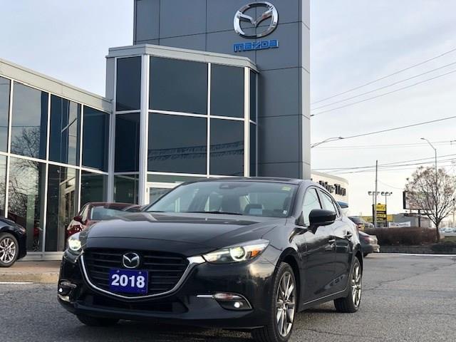 2018 Mazda Mazda3 GT (Stk: M2723) in Gloucester - Image 1 of 18