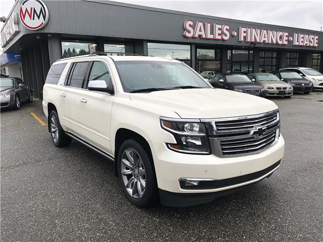 2015 Chevrolet Suburban 1500 LTZ (Stk: 15-710236A) in Abbotsford - Image 1 of 19