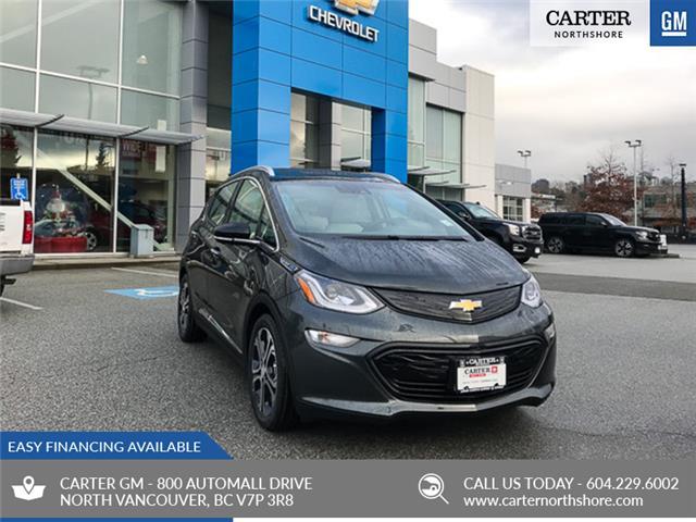 2020 Chevrolet Bolt EV Premier (Stk: B17100) in North Vancouver - Image 1 of 13