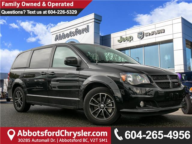 2019 Dodge Grand Caravan GT (Stk: AB0973) in Abbotsford - Image 1 of 26