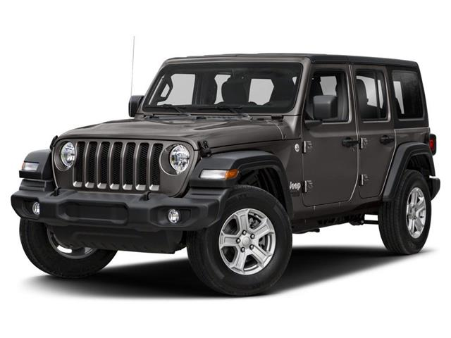 2020 Jeep Wrangler Unlimited Sahara (Stk: L210030) in Surrey - Image 1 of 9