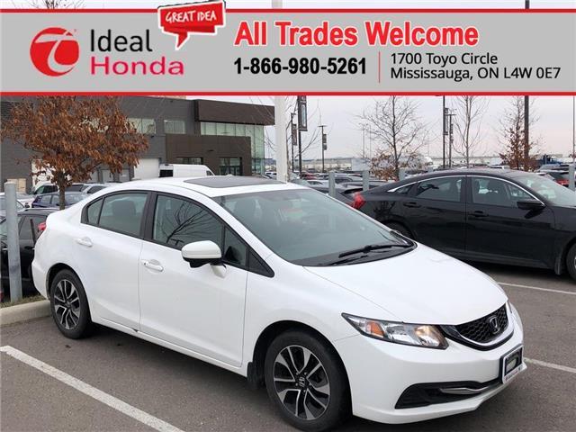 2015 Honda Civic EX (Stk: 67037) in Mississauga - Image 1 of 20