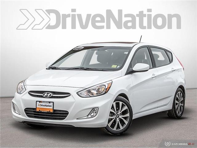 2017 Hyundai Accent SE (Stk: D1561) in Regina - Image 1 of 28