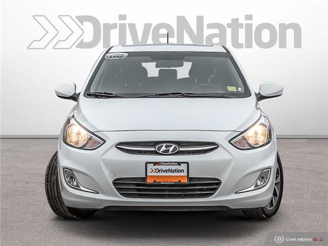 2017 Hyundai Accent SE (Stk: D1561) in Regina - Image 2 of 28