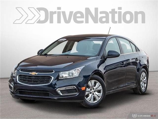 2016 Chevrolet Cruze Limited 1LT (Stk: D1557) in Regina - Image 1 of 28