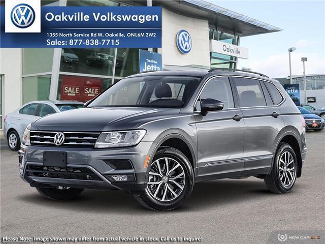 2020 Volkswagen Tiguan Comfortline (Stk: 21739) in Oakville - Image 1 of 23