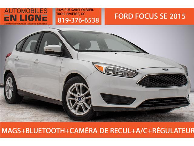 2015 Ford Focus SE (Stk: 337148) in Trois Rivieres - Image 1 of 31