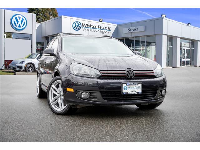 2014 Volkswagen Golf 2.0 TDI Highline (Stk: VW1032) in Vancouver - Image 1 of 20