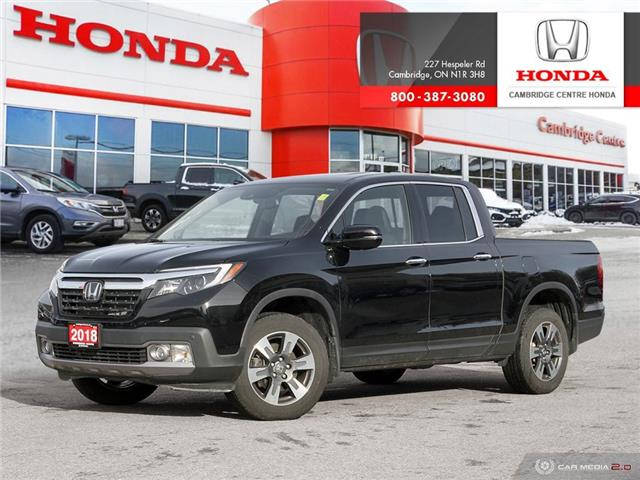 2018 Honda Ridgeline Touring 5FPYK3F78JB501215 U4988 in Cambridge
