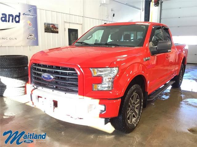 2016 Ford F-150 XLT (Stk: 94093) in Sault Ste. Marie - Image 1 of 30