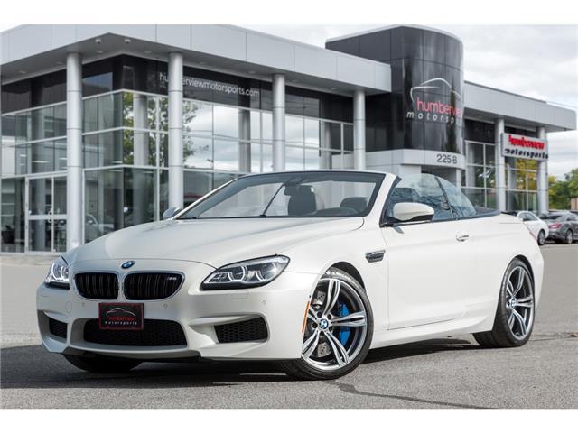 2017 BMW M6  (Stk: 19HMS1384) in Mississauga - Image 1 of 24