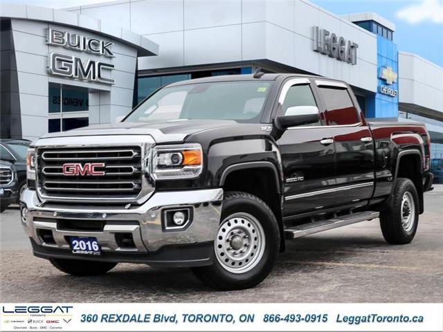 2016 GMC Sierra 2500HD SLT (Stk: 415780A) in Etobicoke - Image 1 of 28