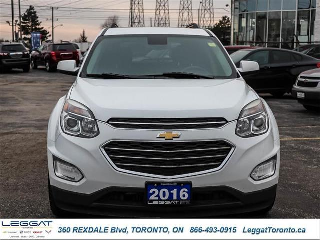 2016 Chevrolet Equinox 1LT (Stk: 174989A) in Etobicoke - Image 2 of 26