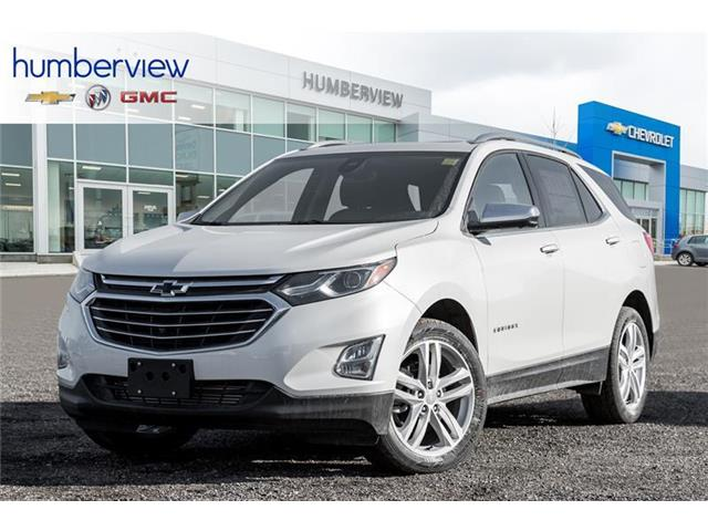 2020 Chevrolet Equinox Premier (Stk: 20EQ063) in Toronto - Image 1 of 21