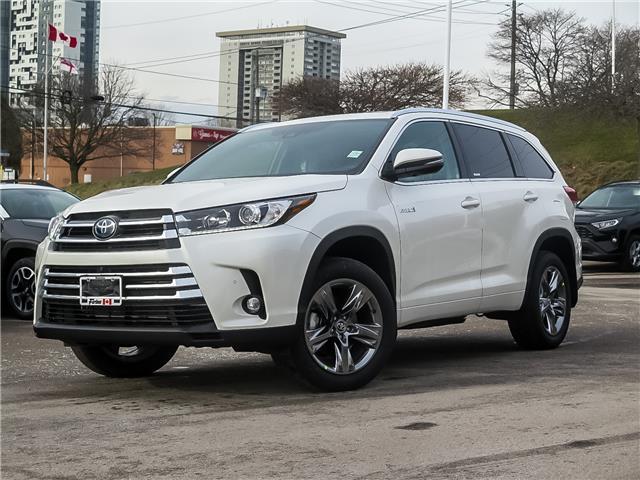 2019 Toyota Highlander Hybrid Limited (Stk: 95631) in Waterloo - Image 1 of 21