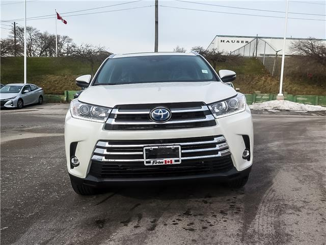 2019 Toyota Highlander Hybrid Limited (Stk: 95631) in Waterloo - Image 2 of 21