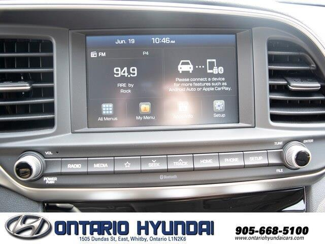 2020 Hyundai Elantra Preferred w/Sun & Safety Package (Stk: 004124) in Whitby - Image 2 of 17